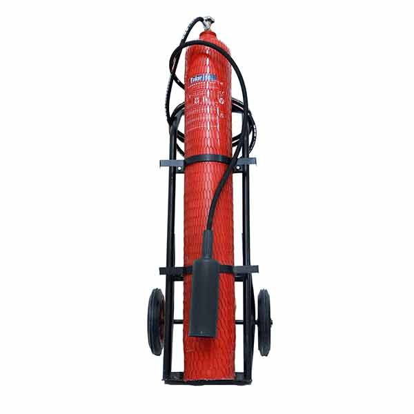 30 Kg Carbon Dioxide Fire Extinguisher