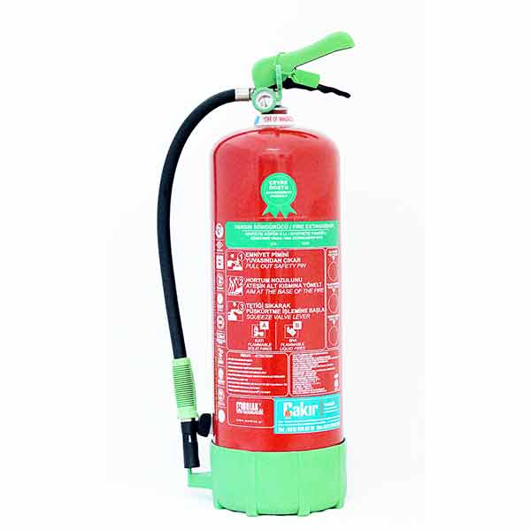 6kg   Ecological Fire Extinguisher