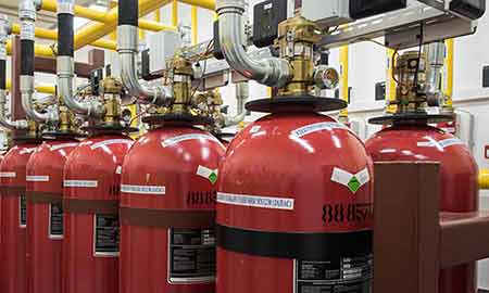 Fm 200 Gas Extinguishing Systems