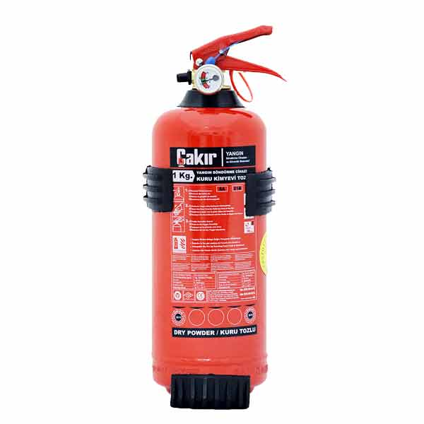 Type ABC Dry Chemical Powder Extinguisher
