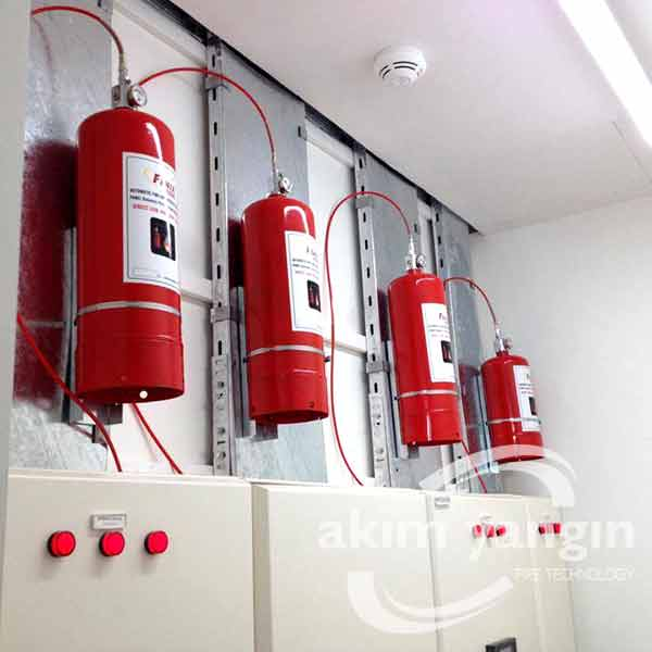 Panel Extinguishing Systems